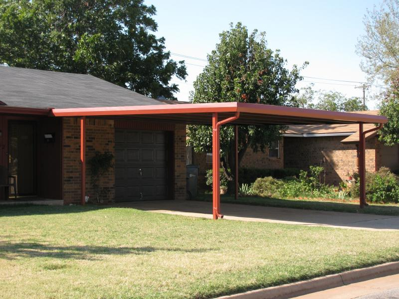 Carport Del City Oklahoma