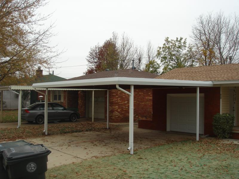 Carport Midwest City Oklahoma