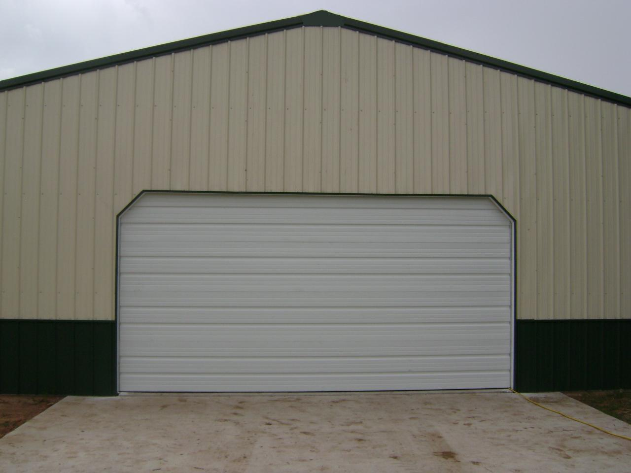 Large overhead doors large overhead doors 36 x 68 for How big is a garage door